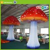 led inflatable mushroom model large mushroom decorations for sale