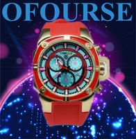 American sports branded new stylish girls watches for christmas gift
