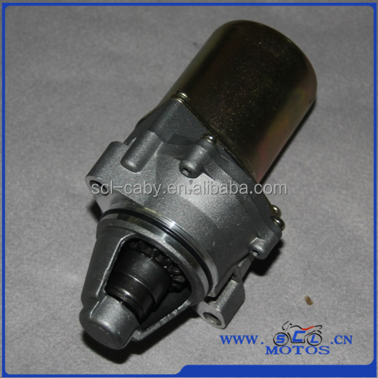 SCL-2012090145 Wholesale TB50 motorcycle parts motorcycle starter motor for sale