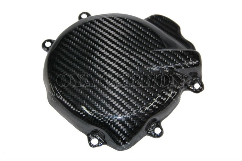 Carbon Fiber motorcycle parts Alternator Cover for Suzuki GSXR 1000 05-07
