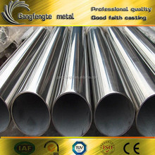Factory provide jindal stainless steel pipes tube with high quality and competitive price