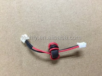 NEW wire harness for UL 1007 26AWG Black and Red wire with 2.0 pitch connector + RH Coil to 2.0 wafer