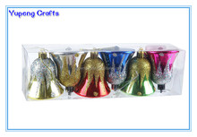 New Arrivals Cheap 2016 Plastic Christmas Bell Decoration