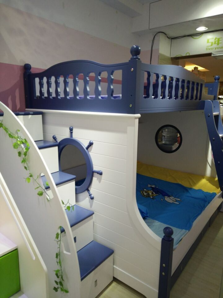 kids double deck bed children bunk bed for sale buy