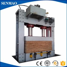Cold Hydraulic Press Machine For Wooden Door Woodworking machine