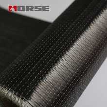 12k Unidirectional Carbon Fiber Fabric Cloth For Civil Engineering