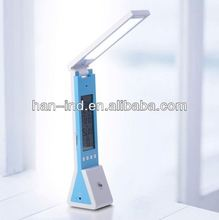 Portable multifunctional dressing table mirror lights with torch in 2014 trend