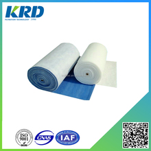 G4 Washable Roll Synthetic Fiber Filter Media