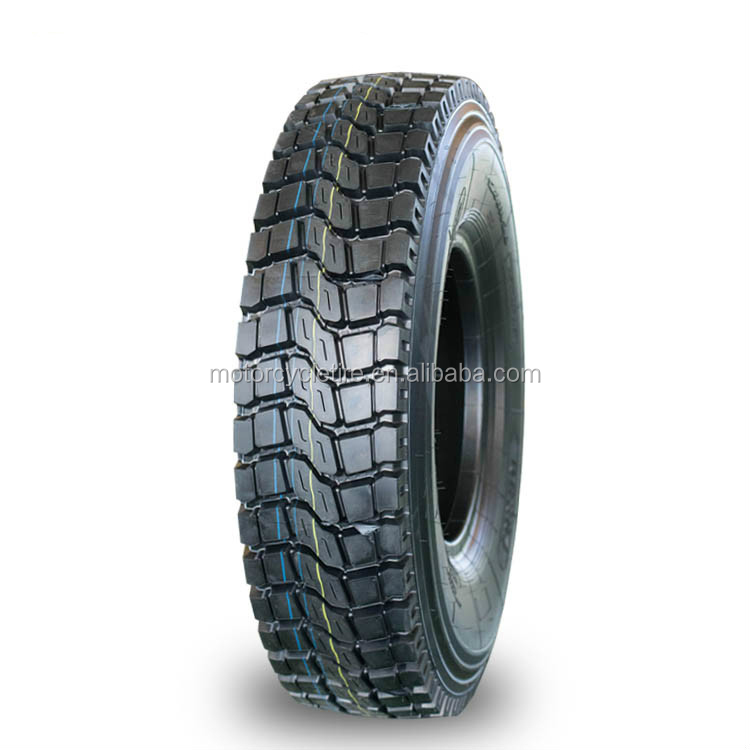 Heavy duty double road truck tire with low price list 10R20 turck tire