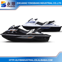 CHINESE MANUFACTURER YONGBANG Jetski Black or White Color YB-CA-1 Suzuki Engine 1300CC 2 person China Small Jet Ski Boat Sale