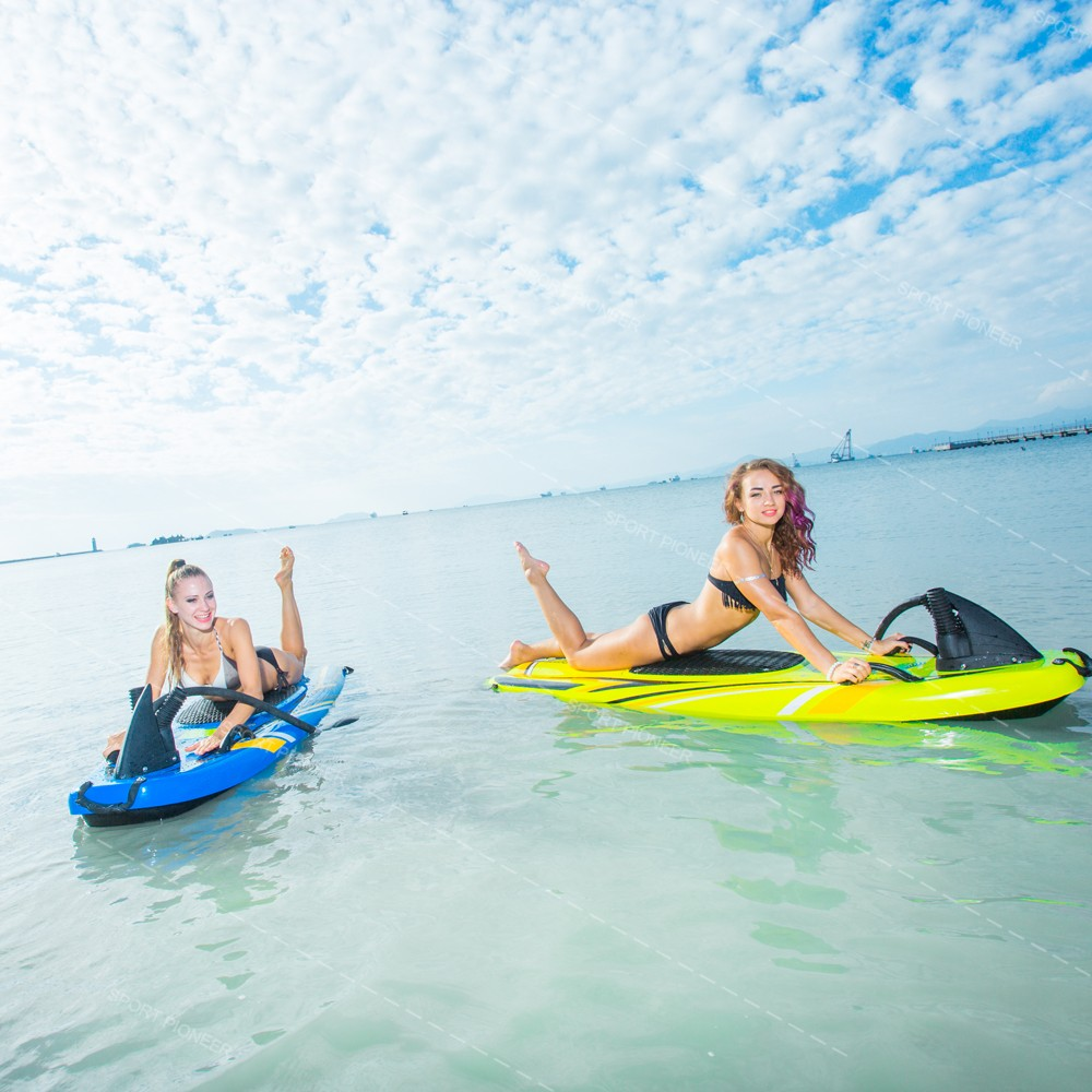 Top selling decorative Paddle jetsurf surfboard