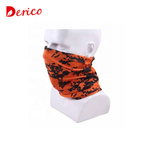Hot sell sublimation printed custom seamless multifunctional tube bandana scarf