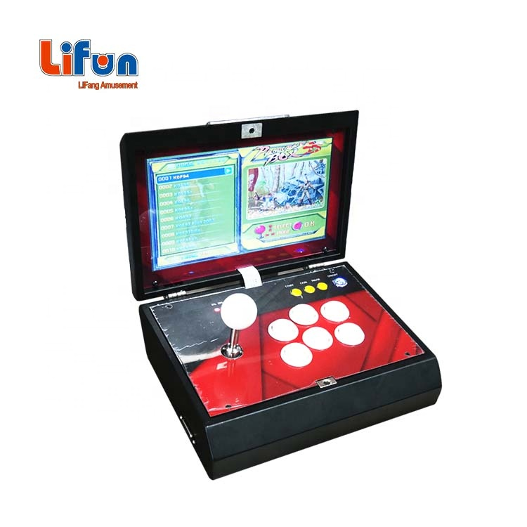 1299/1388/2200 games portable and battery powered single joystick <strong>controller</strong> retro video game console