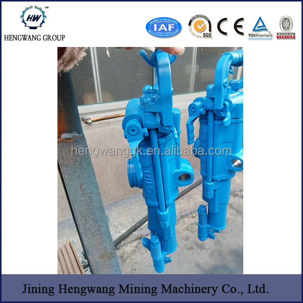 Pneumatic Portable Drilling Machine/Hand Held Rock Drill/Jack Hammer