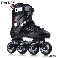 China factory men's 4 wheels inline skates professional patines, roller skates skate shoes factory wholesale cheap price