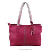 genuine lady leather washed woman soft handbag,lady handle bag original design