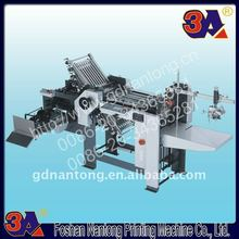 Automatic Paper Folding Machine (360-8 FS)