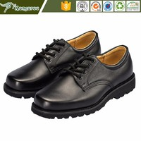 KMB37 Carmy Oil Slip Resistant Goodys Pump Shoes For Security Guard