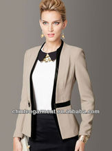 <span class=keywords><strong>Oficina</strong></span> damas Formal Blazers trajes