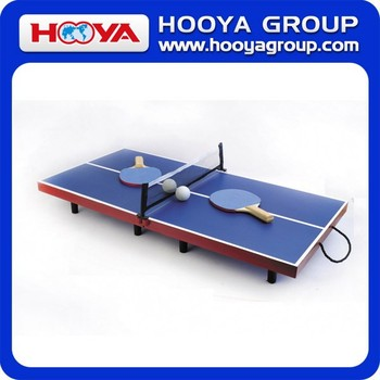 Functional Folding Ping-pong Table