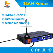 CM520-81F industrial 4g 3g wireless modem with rj45 cellular vpn router with sim card for smart lighting management