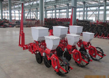3 rows automatic bean seeder corn planter machine
