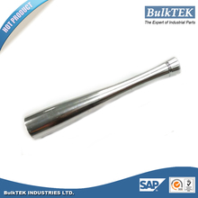 OEM service hot sales aluminum machining parts leg for fitting of furniture