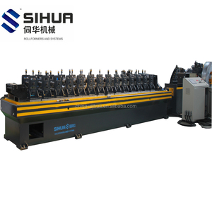China supplier wire mesh cable tray cable tray making machine cable tray punching machine