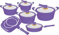 12pcs korea cookware