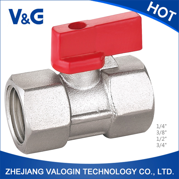 Factory Selling Directly Best Selling Fashion Designer 1 Inch Ball Valve