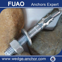 steel ZP/YZP concrete wedge anchor new products