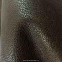 Cow barton print natures wholesale bulk leather for furniture