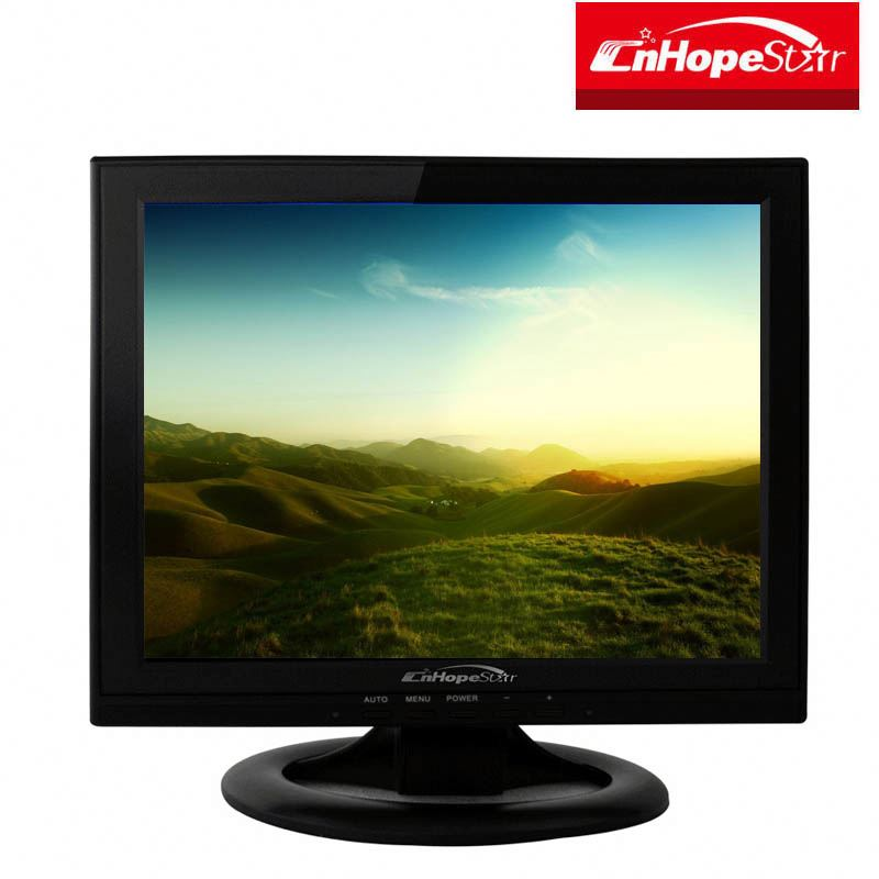 10 12 14 15 17 19 inch DC 12V lcd monitor with HDMI