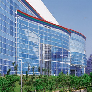 cheap price Unit Glass Curtain Wall