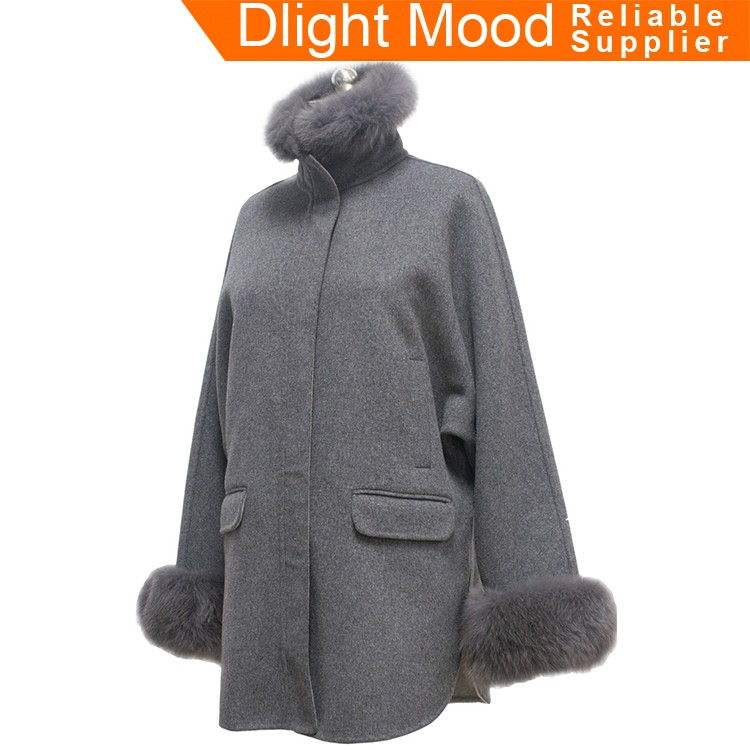 High quality durable using ladies overcoat designs