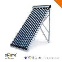 SIDITE Solar Heat Pipe Vacuum Glass