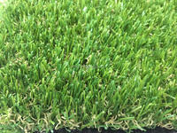 Synthetic grass lead free landscape artificial turf fake