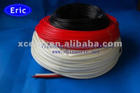 Insulation type high tempreture silicone fiberglass sleeve
