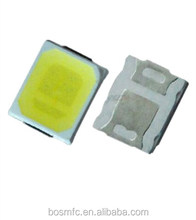 warm white 1W 18V high brightness high power LED, 2835 smd led