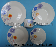 stock cheap price and good quality 20pcs dinnerware set ceramic tableware