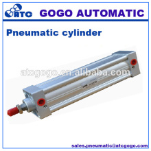 adjustable long stroke Pneumatic cylinder stroke 1000mm
