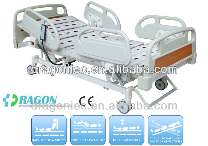 DW-BD103 clinic electric bed with five functions from China