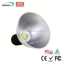 High quality 100w cooper led high bay light with Mean Well driver