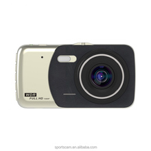 A21 G-sensor 170 degree dual lens full hd wdr 1080p manual car camera hd dvr dash camera black box