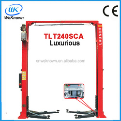 Launch car lifts TLT240SCA, lift car, used 2 post car lift for sale