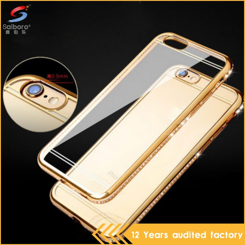 High Quality Anti-Scratch For Iphone 7 Case Transparent