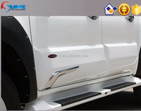 Exterior Accessories Chromed Body Cladding For Toyota Hilux Revo 2015 Best Selling Body Trim 2016 Toyota Hilux Revo 2015