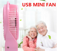 Rechargeable electric fan wholesale, usb portable cooling stand fan for travel