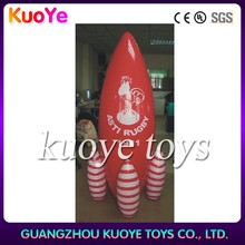 inflatable rocket helium balloon,commercial inflatable big balloon,fly air balloon inflatable