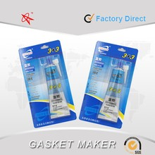 High intensity RTV Silicone gasket maker with 85g blister pack